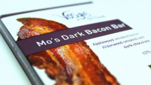 Next on my list of bacon-y things to try...