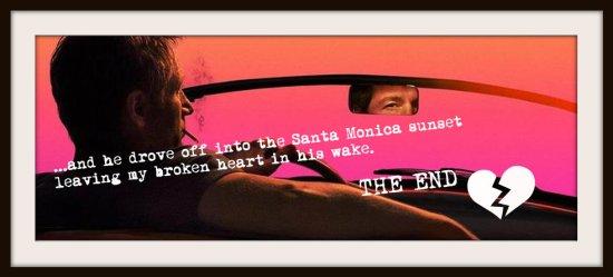 sunset Hank frame