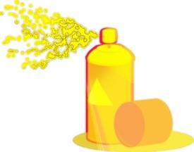 spraycan hero